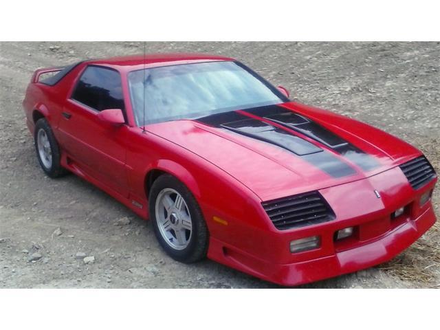 1992 Chevrolet Camaro Z28 | 886861