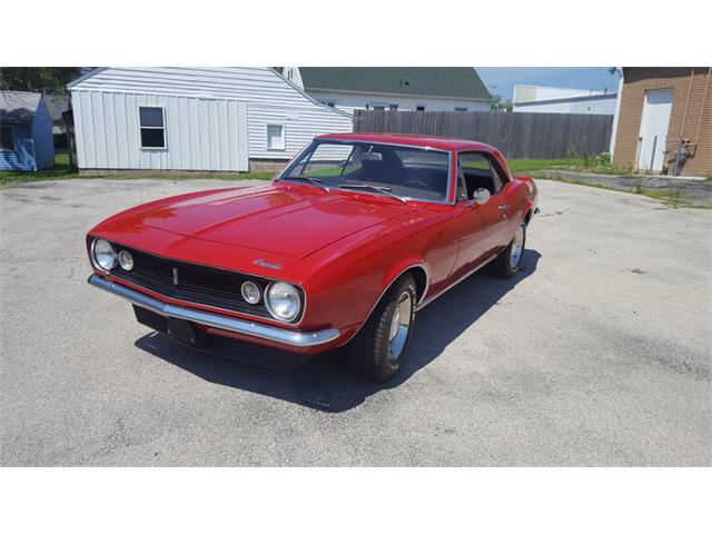 1967 Chevrolet Camaro | 886862