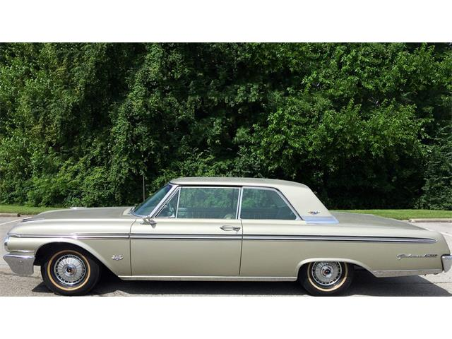 1962 Ford Galaxie 500 XL | 886864