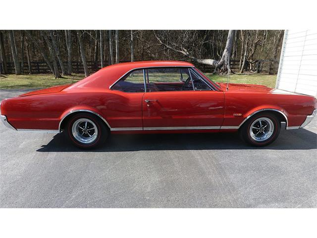 1967 Oldsmobile 442 | 886865