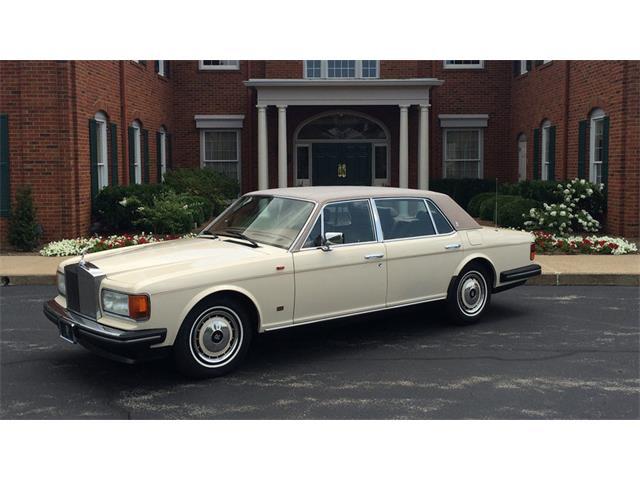 1993 Rolls-Royce Silver Spur | 886867