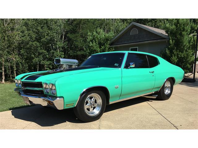 1970 Chevrolet Chevelle | 886868