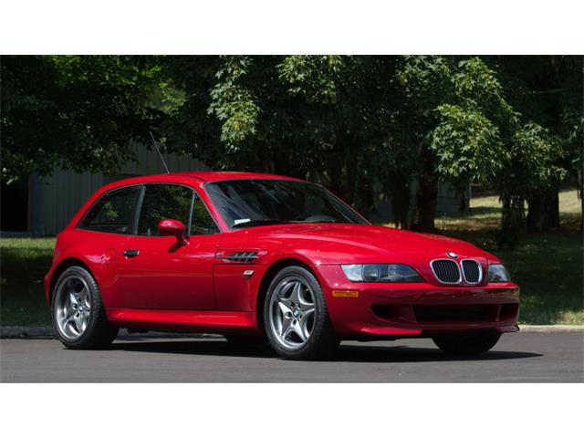 2002 BMW M Coupe | 886871
