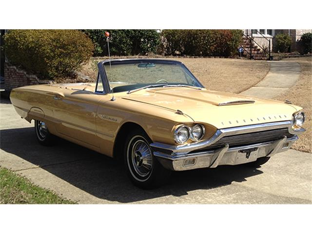 "1964 Ford Thunderbird Convertible ""World's Fair Edition"" 