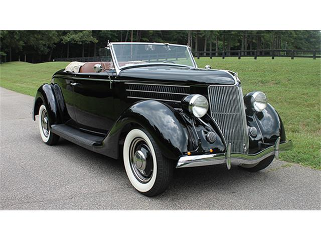 1936 Ford Deluxe | 886879