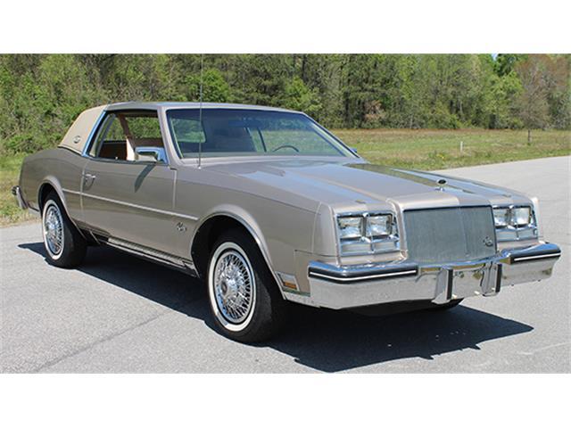 1985 Buick Riviera | 886880