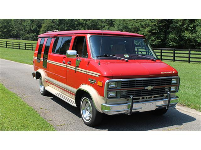 1984 Chevrolet Star Craft Van | 886883
