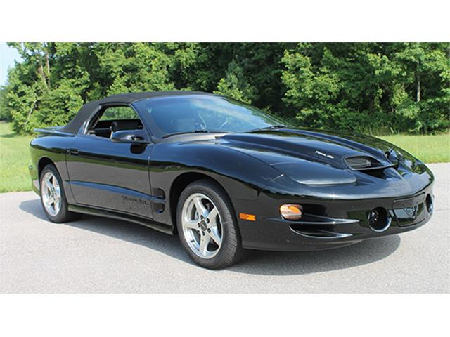 2000 Pontiac Firebird Trans Am Convertible | 886884