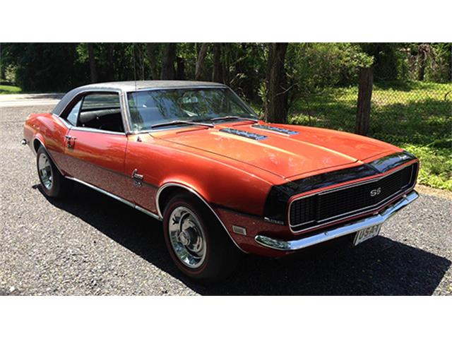 1968 Chevrolet Camaro RS/SS 396 Sport Coupe | 886887