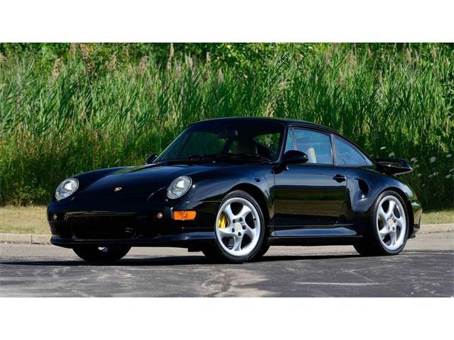 1997 Porsche 911 Turbo S | 886896
