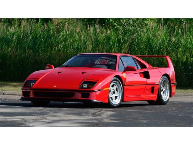 1990 Ferrari F40 | 886898