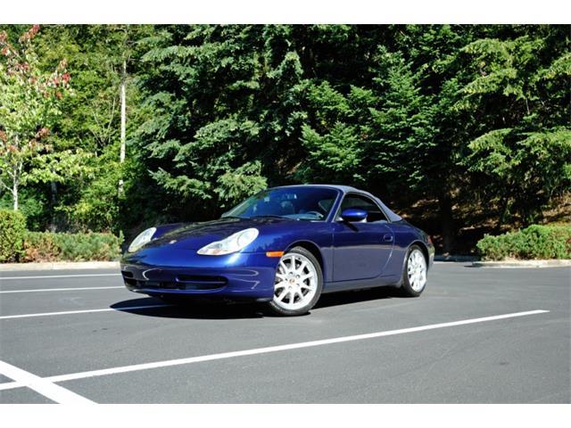 2001 Porsche 911 Carrera | 886899