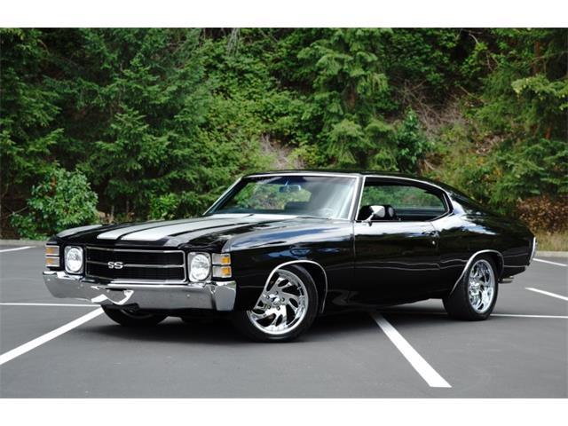 1971 Chevrolet Chevelle | 886903
