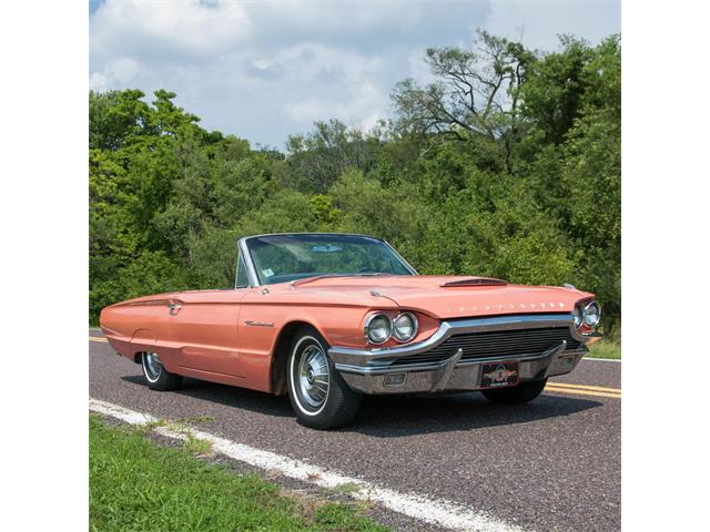 1964 Ford Thunderbird | 886907