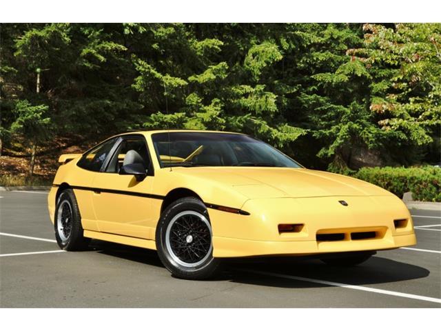 1988 Pontiac Fiero | 886908