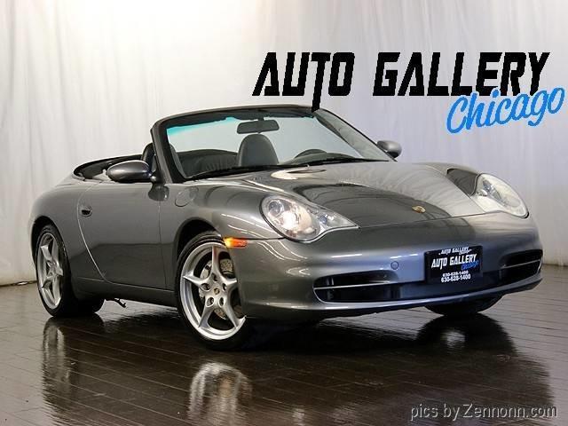 2002 Porsche 911 Carrera | 886911