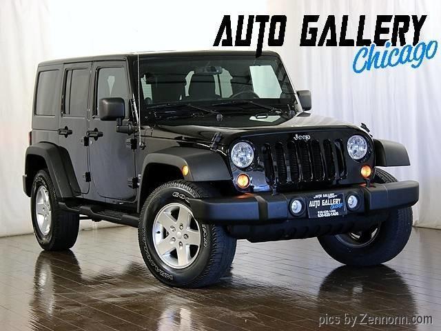2013 Jeep Wrangler   886914
