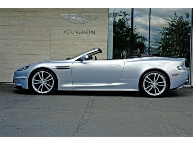 2010 Aston Martin DBS | 886923