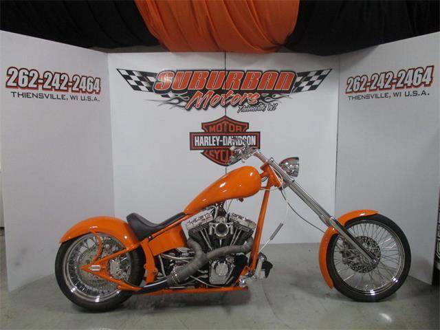 2003 Home Build Yaffe Chopper   886924