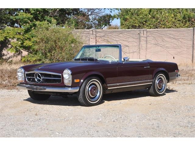 1967 Mercedes-Benz 250SL | 886928