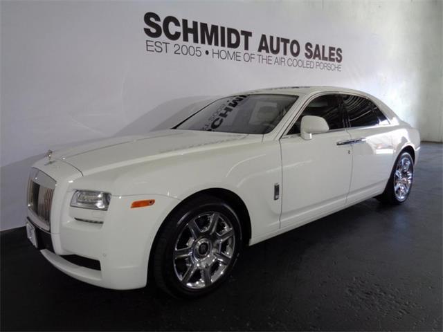 2012 Rolls-Royce Silver Ghost | 886930
