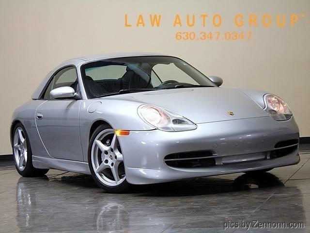 2000 Porsche 911 Carrera | 886932