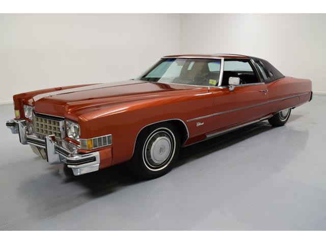 1973 Cadillac Eldorado | 886934