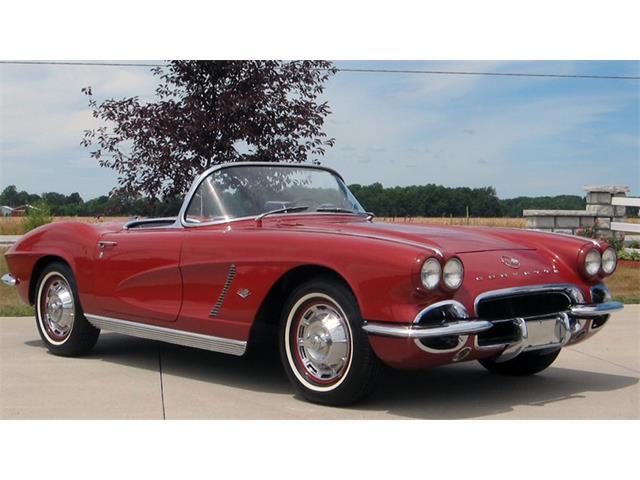 1962 Chevrolet Corvette | 880694