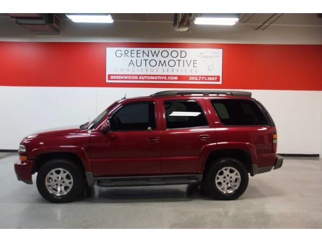 2005 Chevrolet Tahoe | 886942