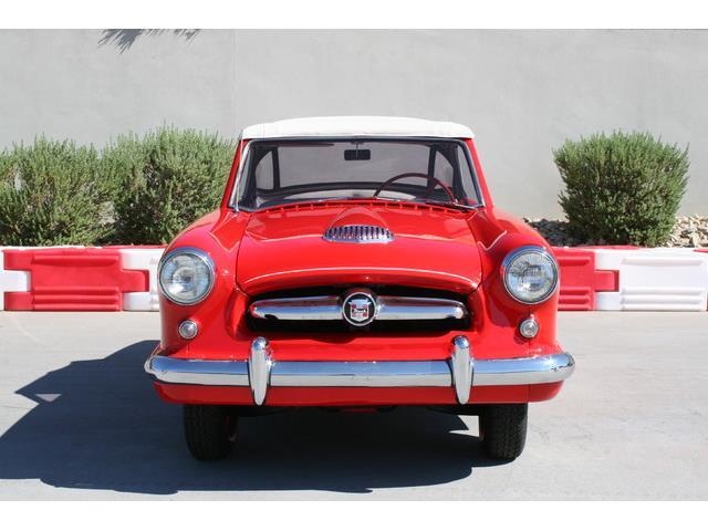 1955 Nash Metropolitan | 886944