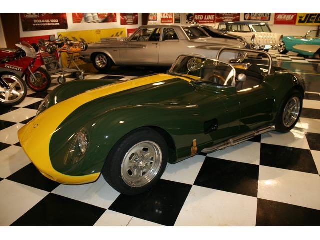 1958 Lister Roadster | 886950