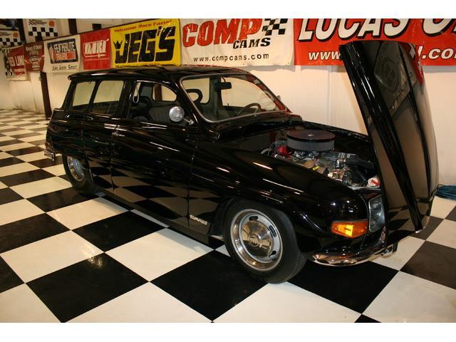 1971 Saab Wagon | 886951