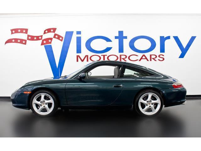 2003 Porsche 911 | 886960