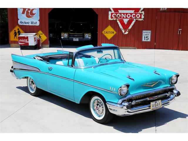1957 Chevrolet Bel Air | 886963
