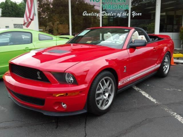 2009 Shelby GT500 | 886964