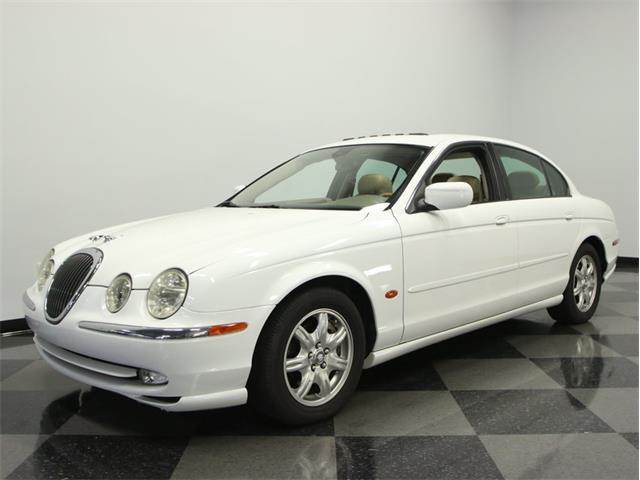 2000 Jaguar S-Type | 886965