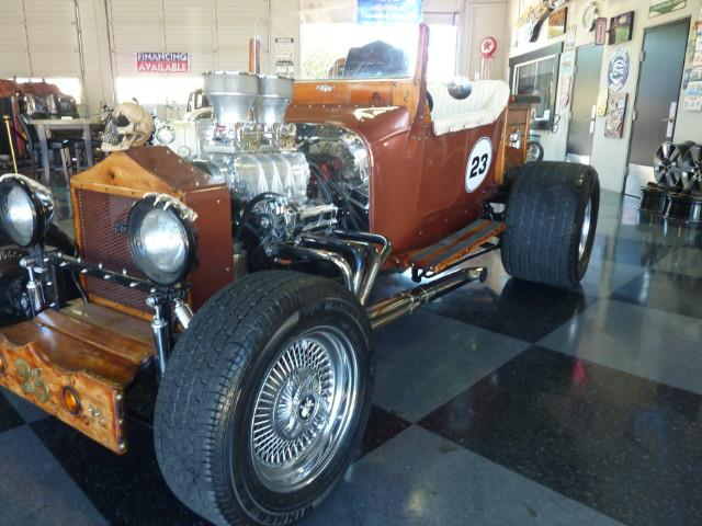 1923 Ford Roadster | 886971