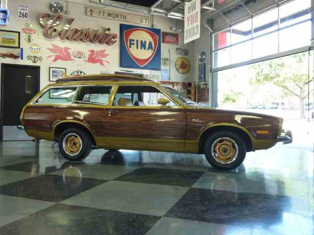 1973 Ford Pinto   886973