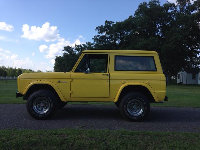 1969 Ford Bronco | 886974