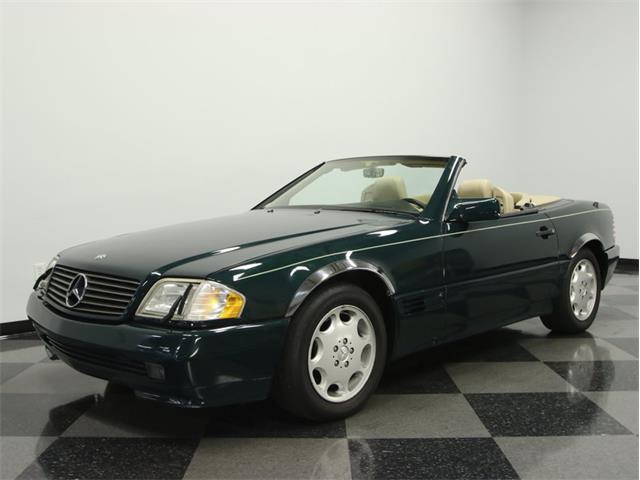 1995 Mercedes-Benz SL500 | 886981