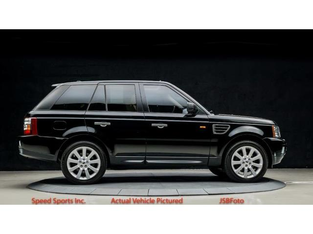 2008 Land Rover Range Rover Sport | 886995