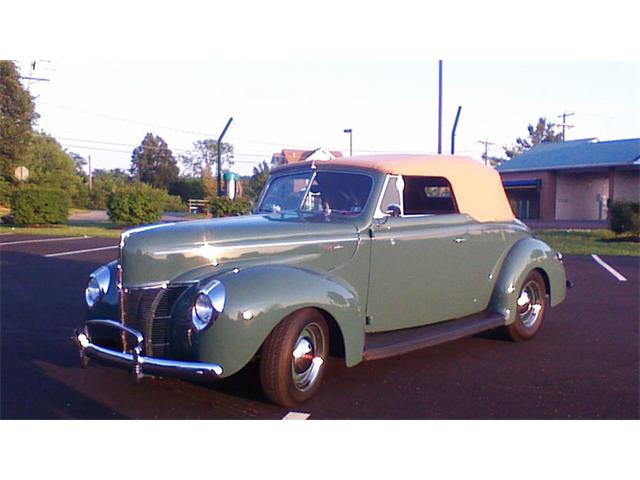 1940 Ford Deluxe | 880070