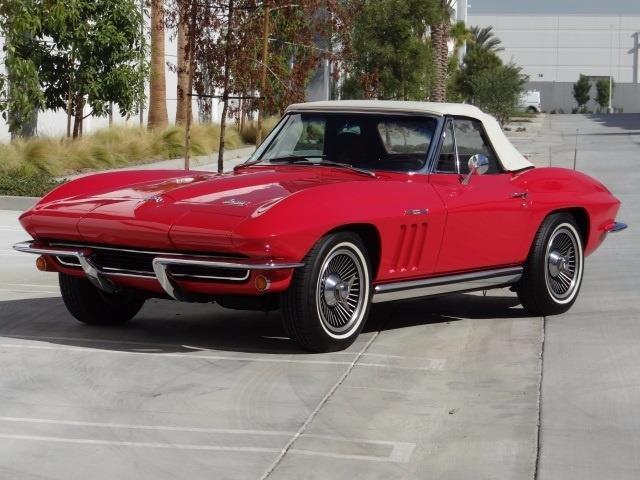 1965 Chevrolet Corvette | 887000