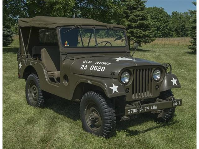 1954 Jeep Military | 887004