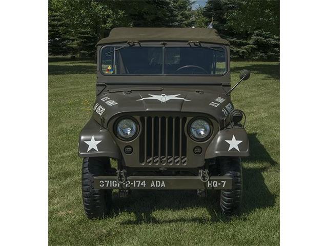 1954 Jeep Military | 887004