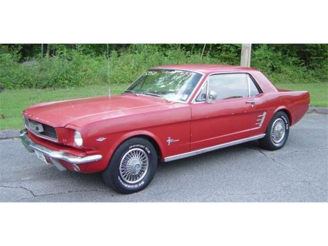 1966 Ford Mustang | 887006