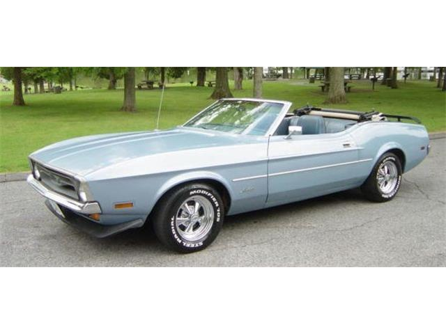 1971 Ford Mustang | 887008