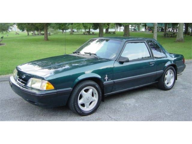 1991 Ford Mustang | 887011
