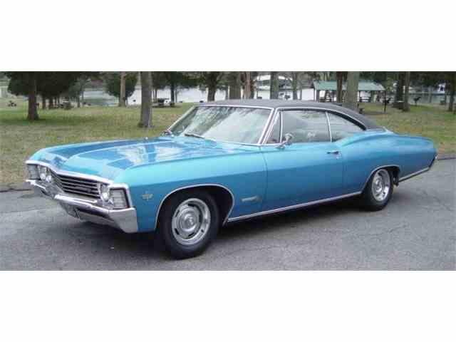 1967 Chevrolet Impala SS | 887012
