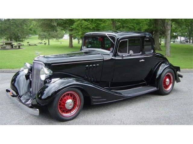 1933 PONTIAC 5-WINDOW COUPE | 887013